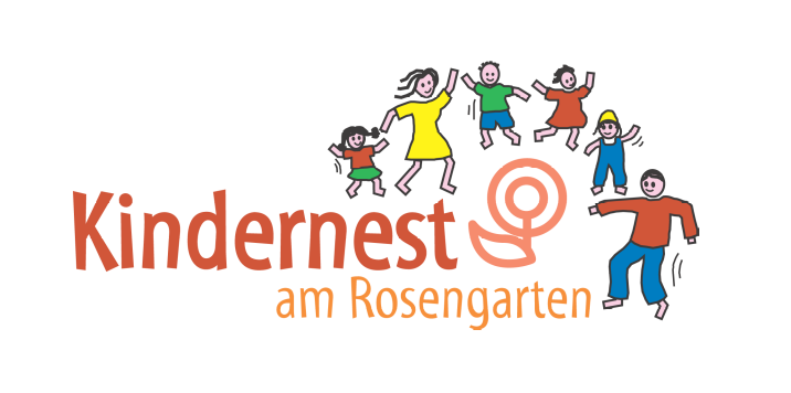 Logo Kindernest am Rosengarten